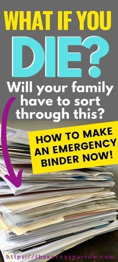 Emergency Preparedness Kit, Emergency Preparation, Survival Prepping, Survival Skills, Survival Gear, Emergency Planning, Survival Supplies, Family Emergency Binder, In Case Of Emergency