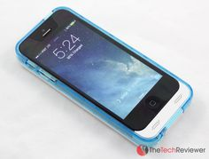 MOTA Extended Battery Case iPhone 5/5S (MFi) Review