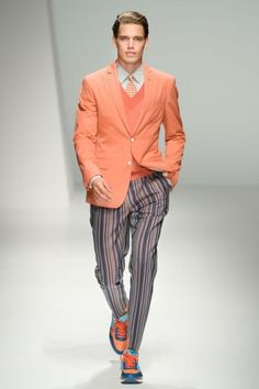 Salvatore Ferragamo Spring/Summer 2013 | Milan Fashion Week  - via @kennymilano