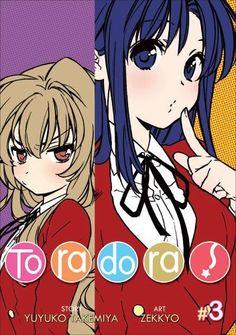 Toradora! Vol. 3 by Yuyuko Takemiya et al., http://www.amazon.com/dp/1935934058/ref=cm_sw_r_pi_dp_2gjBvb04EJ28E