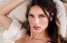 adriana lima makeup