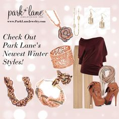 """Winter Jewelry"" Find out how to get Park Lane 80% off! Contact me to host a party or purchase the finest fashion jewelry! Dawnewhitaker@gmail.com"