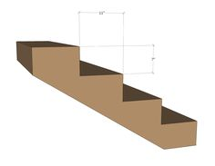 2 Rules for Building Comfortable Stairs - Fine Homebuilding Residential Building Plan, Home Building Tips, Building Stairs, Building A House, Outdoor Stair Railing, Porch Stairs, Exterior Stairs, Stair Rise And Run, Stair Stringer Calculator