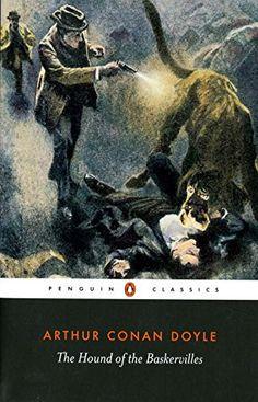 The Hound of the Baskervilles (Penguin Classics) von Arthur Conan Doyle http://www.amazon.de/dp/014043786X/ref=cm_sw_r_pi_dp_EegIwb03WCQBJ