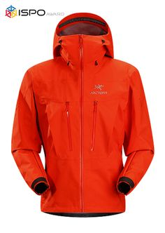 Arcteryx Alpha SV Jacket Men's Newly redesigned with enhanced GORE-TEX® Pro fabric with a softer face and a refined fit. A fortress for extreme mountain conditions; ideal for climbing and alpinism. Our most durable waterproof shell built with GORE-TEX® Pro textile