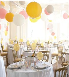 easy balloon decor