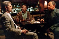 Collateral - by Michael Mann - pic with Tom Cruise Jamie Foxx and Barry Shabaka Henley