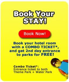 Malaysia's 1st International Theme Park - LEGOLAND® Malaysia - Johor Bahru