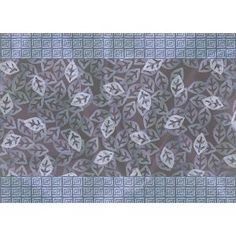 For the Home Tablecloth - Leaves: Slate - One Size