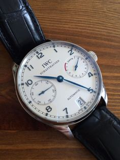 FS: IWC Portuguese 7-days Automatic