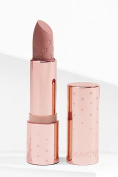 Tip Toe light cool toned nude Lux Lipstick