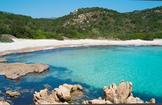 #Zeybra Travel Time.  Today we take you to Baia del Principe in Porto Cervo, #Sardinia, one of #Italy's most delightful #beaches #fashion #swimsuit #beachwear #beachstyle zeybra.com