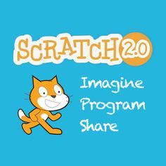 Scratch teaches math, programming, and creative expression through technology. Teachers help kids learn to code - a 21st-century skill that's quickly gaining importance - to create animations, games, and models. 5 minutes to download free over Wi-Fi, and off you go! Happy coding!