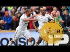 Swans TV - Match Cam: Manchester United - YouTube #SwanseaBeatManchesterX3