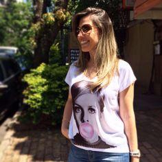 T-shirt diva Fran Farfalle