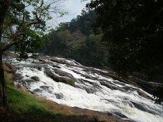 Vazhachal Waterfalls, Trichur