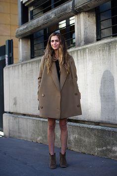 Abrigo oversize, ¿tienes el tuyo?