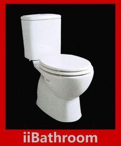 New Close Coupled Toilet Suite