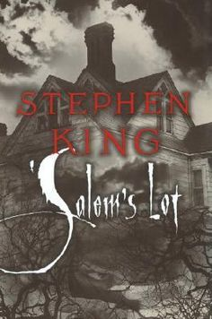 Tired of sparkly vampires?  This 1975 classic successfully transports the Dracula legend to small town America.  This is a terrifying alternative to more modern portrayals of the classic bloodsuckers.  While reading, don't look out your window!