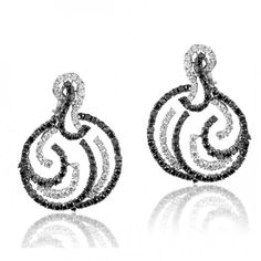 Earrings by Andreoli