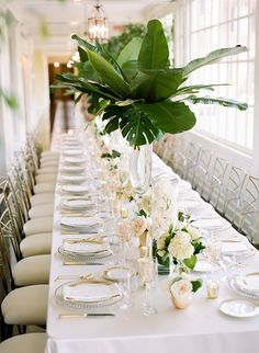 Green and Gold Estate Wedding - Inspired by This