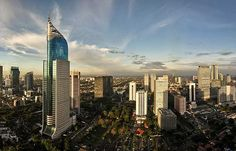 Jakarta, Indonesia. One of my best friends lives there, I would love to be able to visit him this summer!