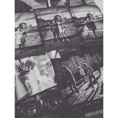 """Fotografias do projeto """"Mulheres de Mafra"""" em testes de impressão em tecidos. Boas idéias da Orbitato com a Metalnox. Novidades em breve. by raphaelgunther"""