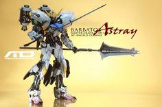 Custom Build: MG 1/100 Gundam Barbatos Astray Conversion - Gundam Kits Collection News and Reviews