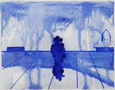 Dominik Mersch Gallery Jon Cattapan Masked Group (Figure) XXIII, 2014, monoprints - Dominik Mersch Gallery Art Gallery, Australian Artists, Arts Award, Australian Art, Museum Of Contemporary Art, Australian Painting, Monoprint, City Art, Space Art