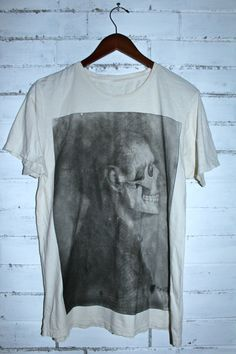 #TEE skull T-shirt