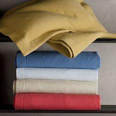 Hudson Matelassé Duvet Cover/Comforter Cover and Sham | The Company Store
