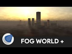 Dynamic Fog Environment - MAXON Cinema 4D (Tutorial) - YouTube