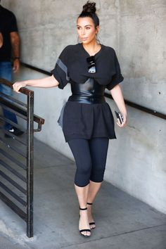 Kim Kardashian: Never Not Waist-Training