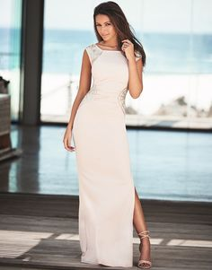 d1886d0f80e Lipsy Love Michelle Keegan Sequin Stripe Maxi Striped Maxi Dresses