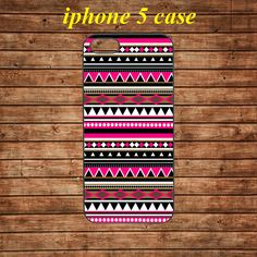 iphone 5 case,iphone 5 cover,iphone 5 hard case,iphone 5 hard cover---Aztec print, Aztec pattern, tribal, psychedelic,in plastic