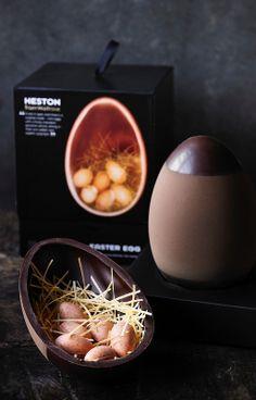 Heston from Waitrose Easter Egg for 2014