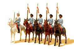 Wm Hocker | Imperial Durbar: 1st Madras Lancers