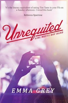 Review - Unrequited by Emma Grey