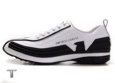Emporio Armani Mens Shoes