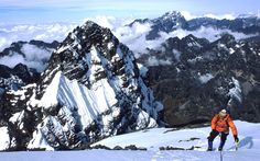 Things not to miss in Bolivia | Photo Gallery | Rough Guides: Novices can arrange a guided climb from 6090M Huayna Potosí