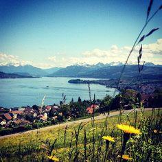 Zürichsee Oberrieden
