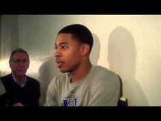Tyler Ulis after beating Louisville 2015
