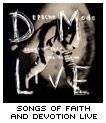 DM Songs of Faith and Devotion Tour... they're not as good live  :(