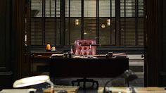 Gotham television series on FOX -  The GCPD Precinct