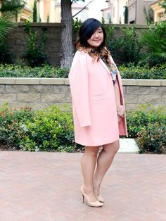Outfit Ideas for Statement Coats | Just Peachy