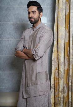 Indian Wedding Clothes For Men, Wedding Dress Men, Indian Wedding Wear, Wedding Men, Wedding Outfits, Boys Kurta Design, Gents Kurta, Groom Shirts, Mens Kurta Designs