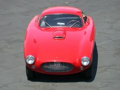 "The 1953 Bosley MKI GT prototype. ""In the mid 50's Richard Bosley of Mentor, Ohio created the Bosley MK1."" http://www.conceptcarz.com/z20313/Bosley-Mark-I-GT.aspx"