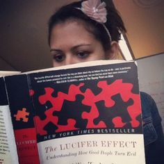 """The Lucifer Effect: Understanding how Good People Turn Evil"" by Philip Zimbardo - Brisbane, Australia"