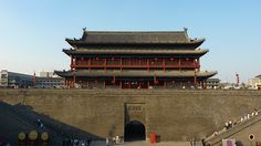 S6E11 Pit Stop: City Wall South Gate, Xian China