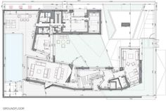 AECCafe.com - ArchShowcase - Secret House in Shuwaikh, Kuwait by AGi architects